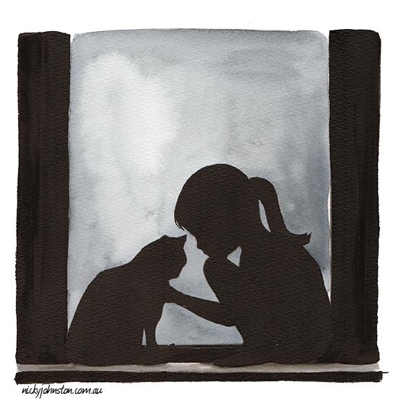 52-week-illustration-challeng-nicky-johnston-silhouette
