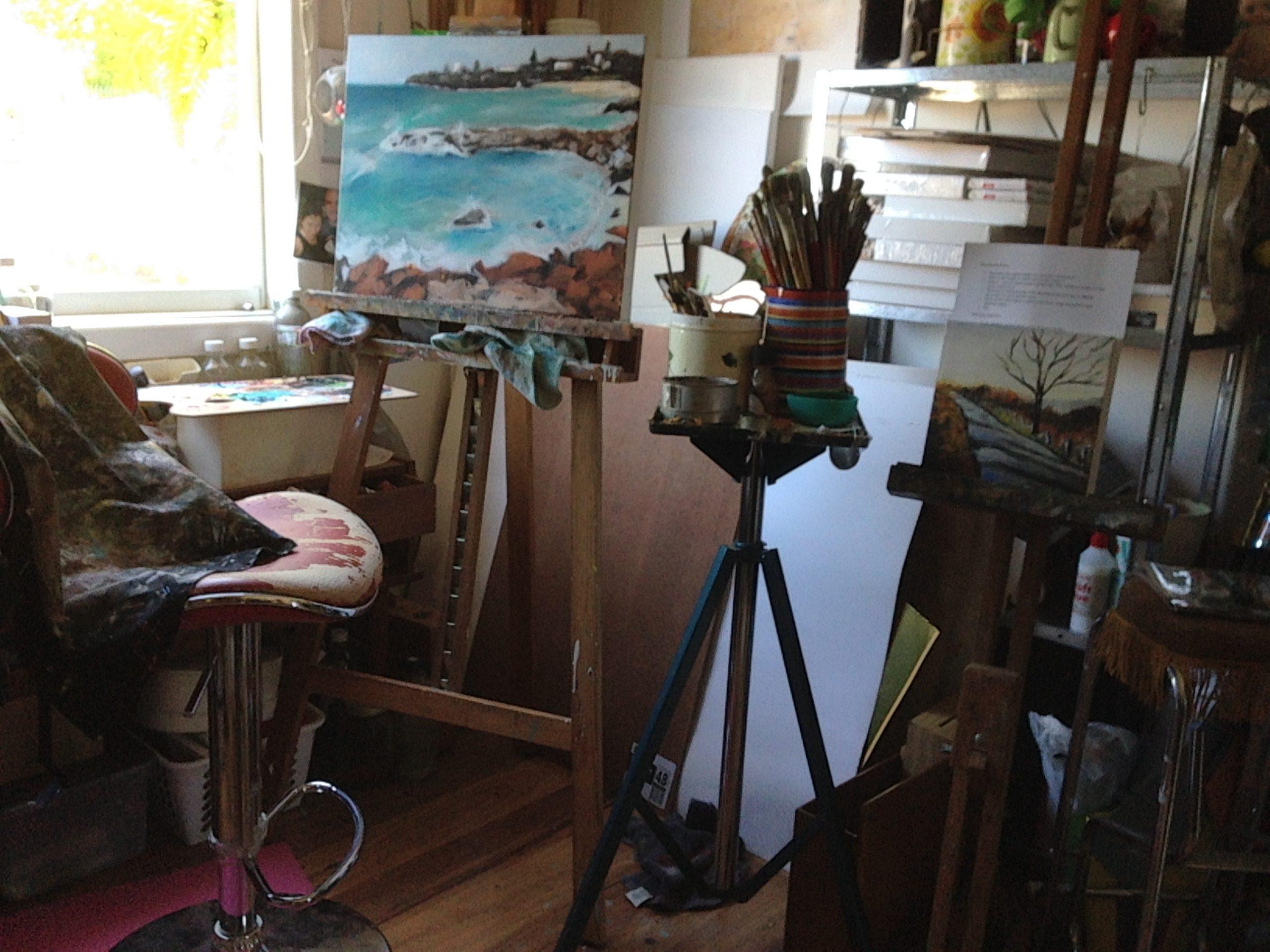Art Space Showcase – Amanda Hunt