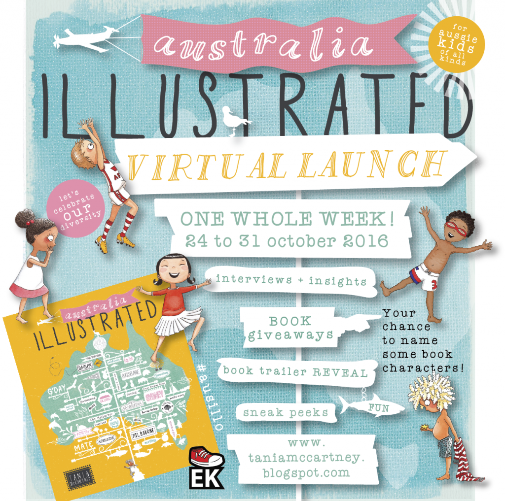 australia-illustrated-launch-poster