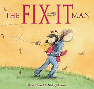 The Fix-It Man – Book Launch Details