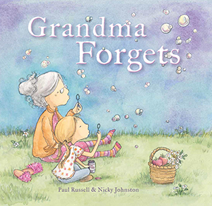 Grandma Forgets – Book Launch Details