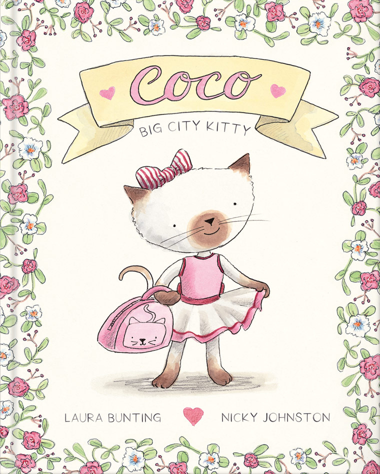 Coco Big City Kitty is here!