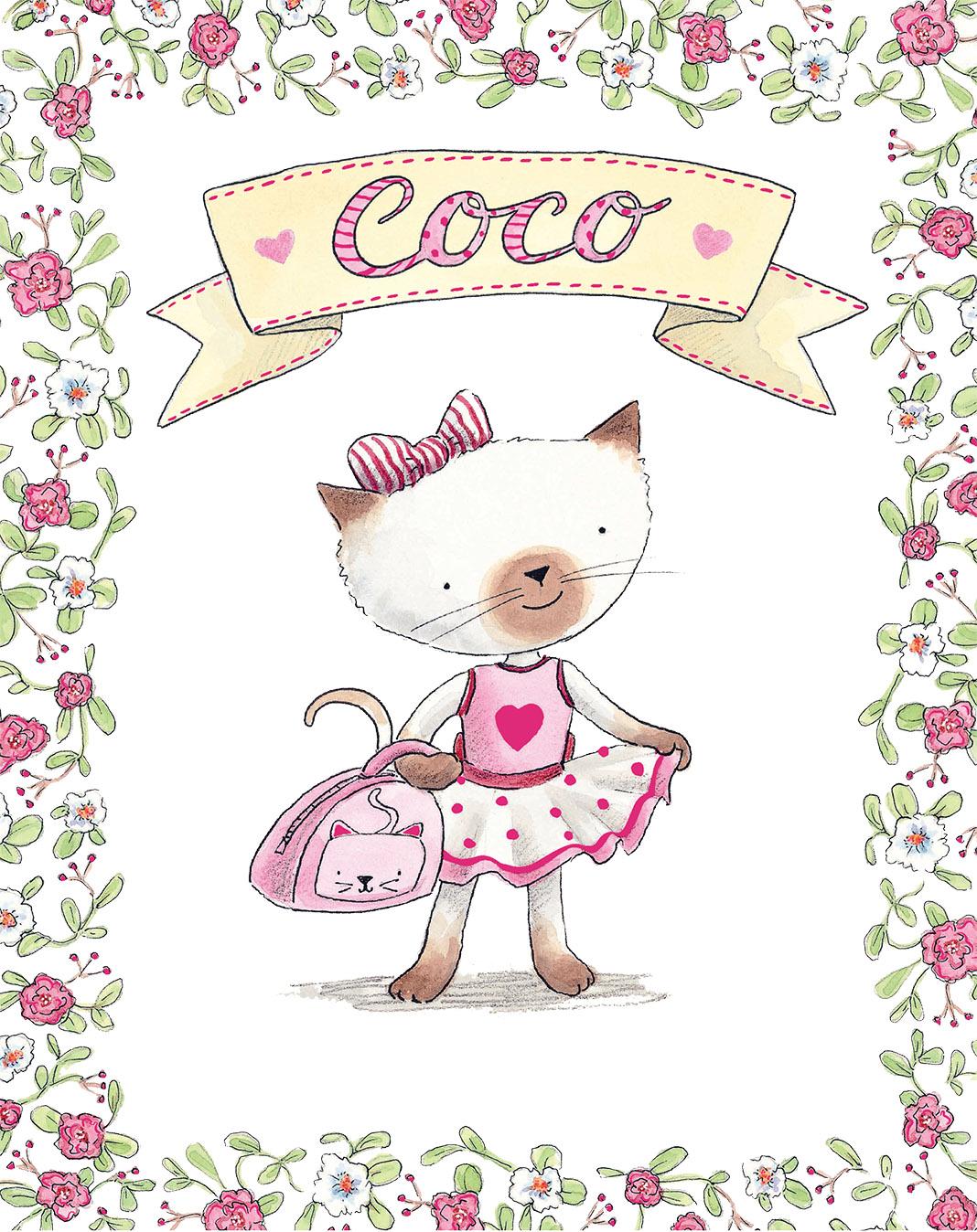 Coco Big City Kitty