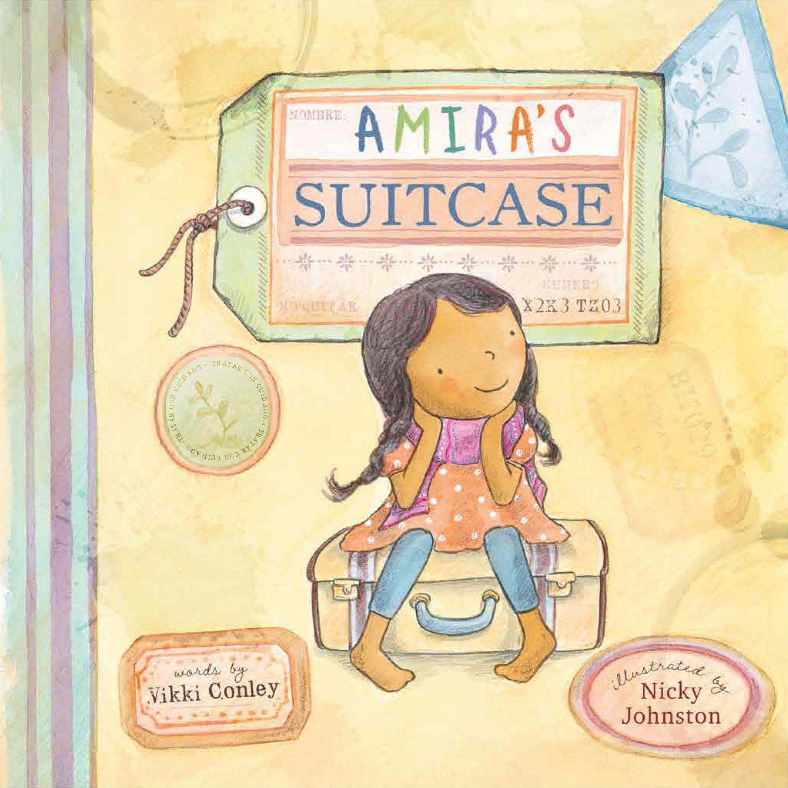 amira's suitcase